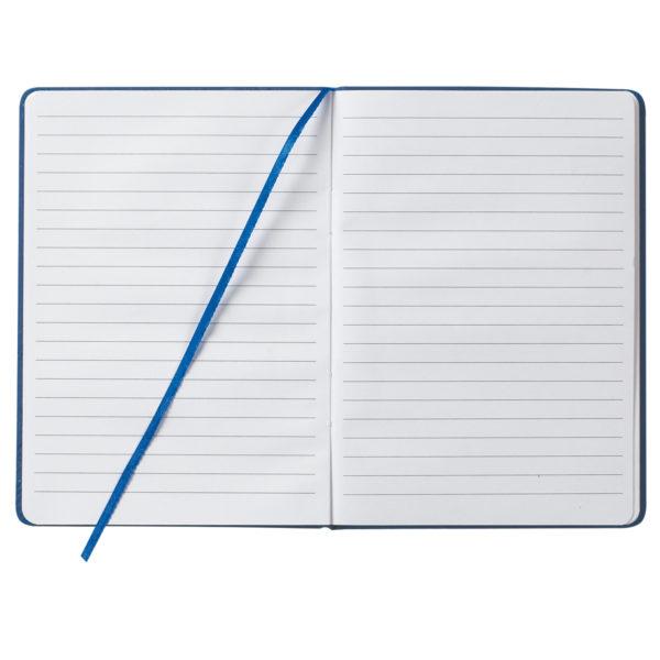 Custom-Journal-Notebook-Treasure-Coast-Printers-3114_6962_BLU_Open