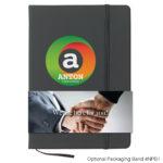 Custom-Journal-Notebook-Treasure-Coast-Printers-3115_6962_BLK_NPB1_Optional_Band