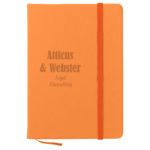 Custom-Journal-Notebook-Treasure-Coast-Printers-3128_6962_ORN_Deboss