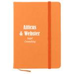 Custom-Journal-Notebook-Treasure-Coast-Printers-3131_6962_ORN_Silkscreen