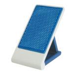 Phone-Stand-Tresaure-Coast-Printers-WHTBLU_Angle_Blank